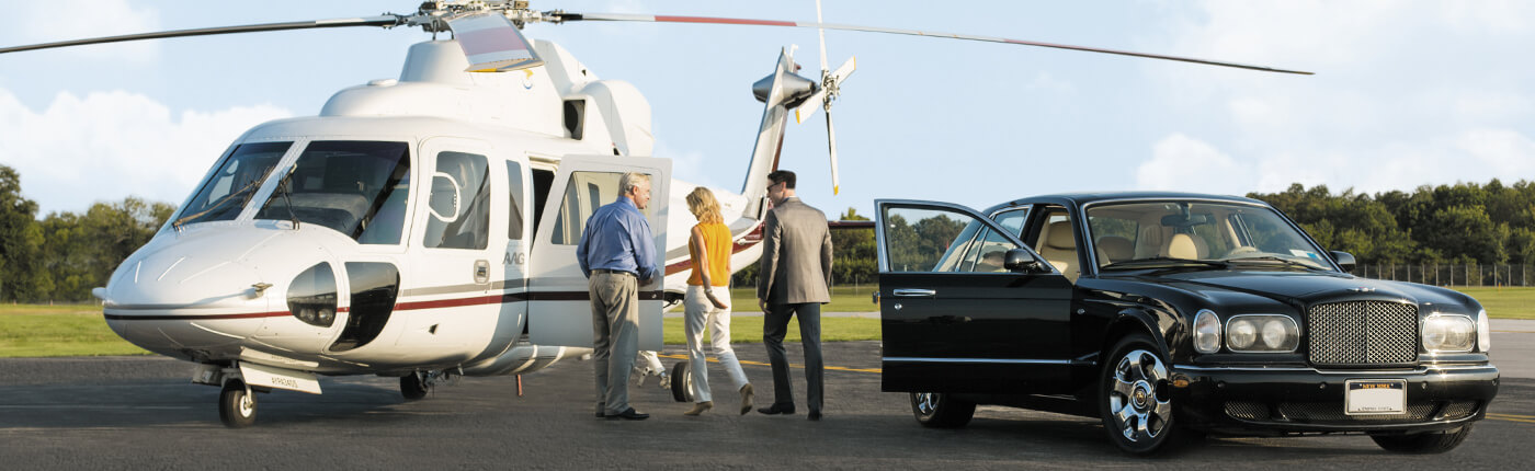 Fractional Helicopter Ownership