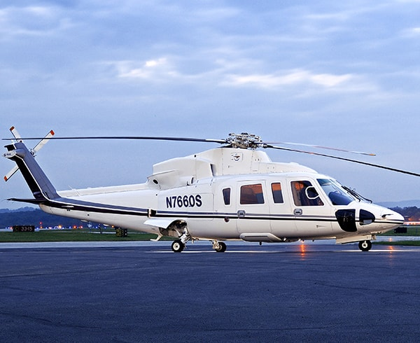 Morristown Helicopter Transfer | Associated Aircraft Group
